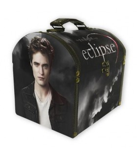 Mini Baúl Vintage Edward Cullen Eclipse Crepúsculo Twilight