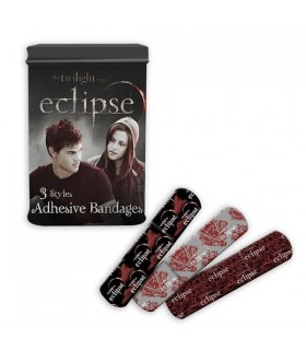 Tiritas Jacob y Bella de Eclipse Crepúsculo Twilight