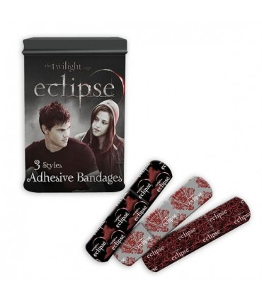 Tiritas Jacob y Bella de Eclipse Crepúsculo Twilight