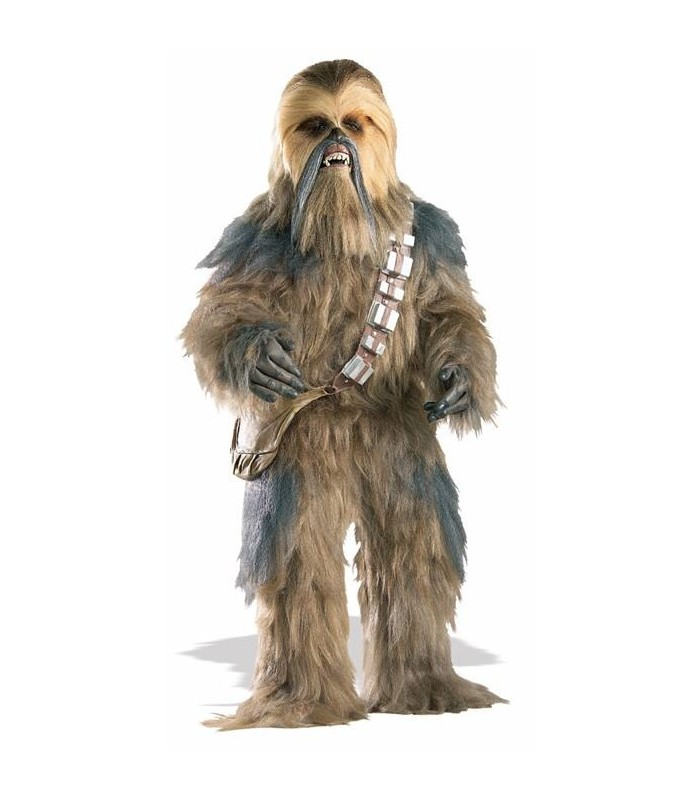 Disfraz Chewbacca Supreme Edition Star Wars