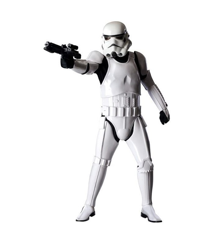 Disfraz Stormtrooper Supreme Edition Star Wars