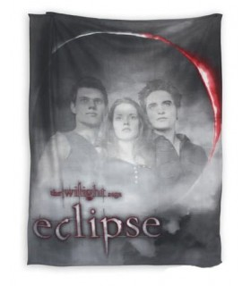 Manta Forro Polar Edward Bella Jacob Eclipse Crepúsculo Twilight