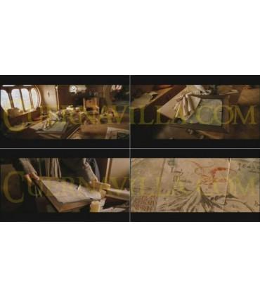 Mapa de Thror (de El Hobbit)