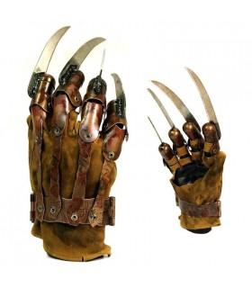 Guante Freddy Krueger Replica Edición 2010 Pesadilla Elm Street