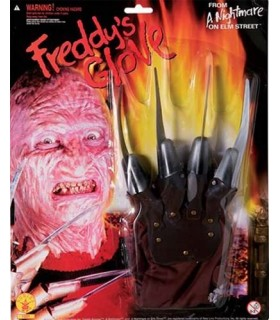 Guante Freddy Krueger Disfraz Pesadilla Elm Street