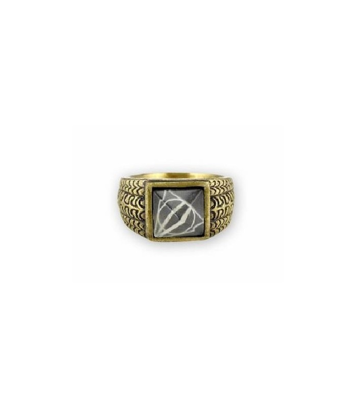 Anillo Horrocrux Marvolo Gaunt Harry Potter Reliquias Muerte