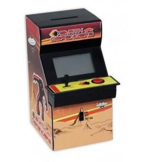 Hucha Maquina Juegos Arcade