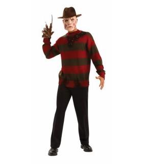 Jersey de Freddy Krueger Deluxe Pesadilla en Elm Street 2010