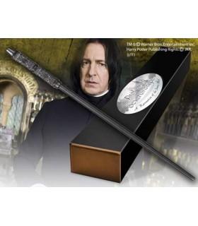 Varita de Profesor Severus Snape Harry Potter Reliquias Muerte