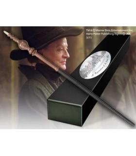 Varita de Profesora Minerva McGonagall Harry Potter Reliquias