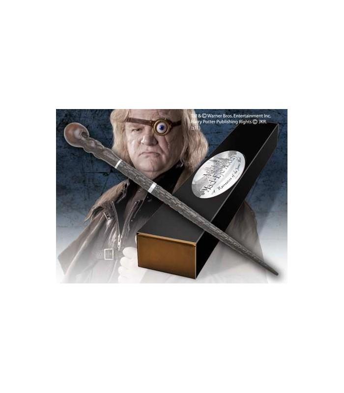 Varita de Alastor Ojoloco Moody Harry Potter Reliquias de Muerte
