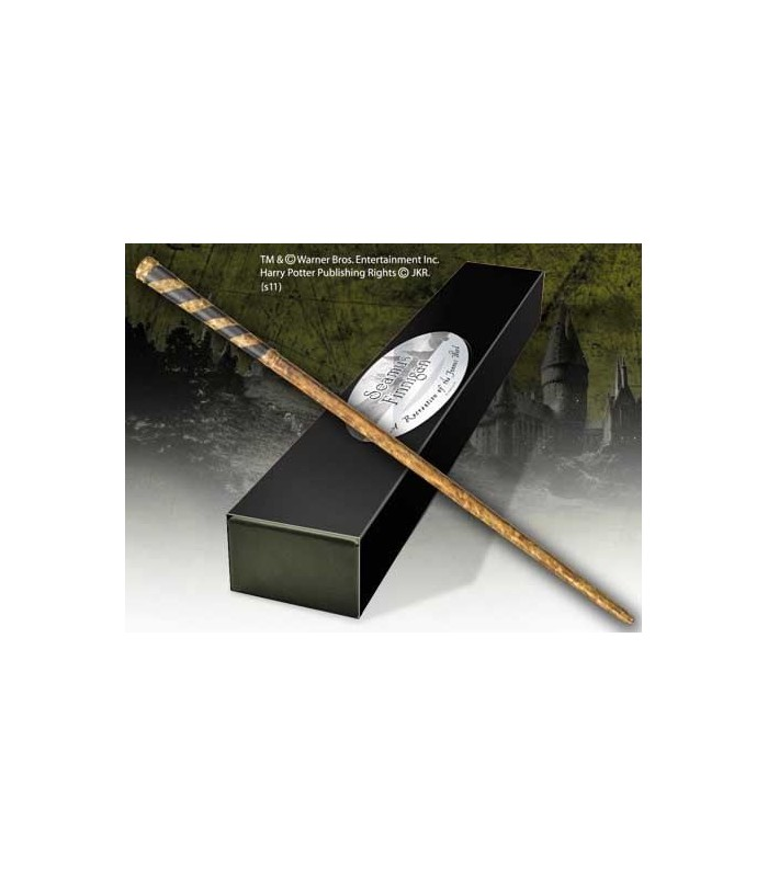 Varita de Seamus Finnigan Harry Potter Reliquias de la Muerte