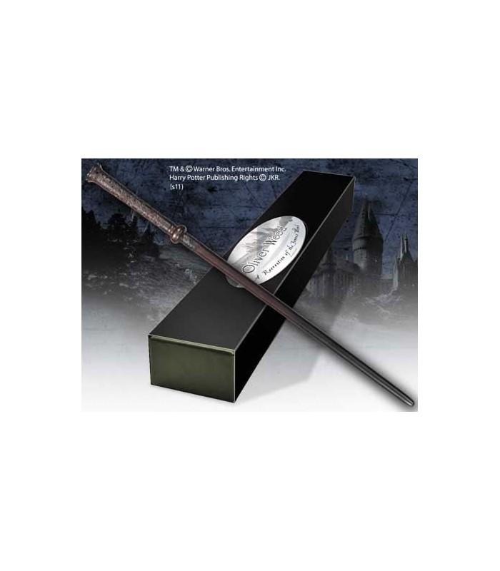Varita de Oliver Wood Harry Potter y las Reliquias de la Muerte