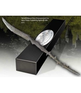 Varita de Mortifago (Espina) Harry Potter Reliquias de la Muerte