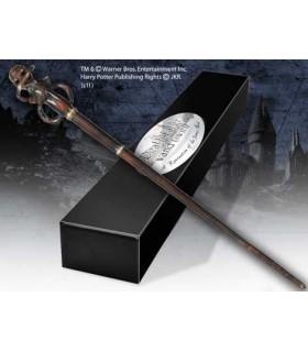 Varita de Mortífago (Remolino) Harry Potter Reliquias Muerte