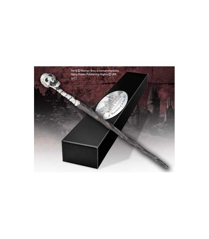 Varita de Mortífago (Cráneo) Harry Potter Reliquias de la Muerte
