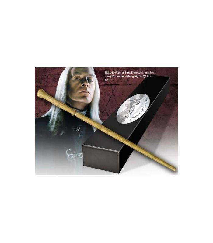 Varita de Lucius Malfoy Harry Potter Reliquias de la Muerte