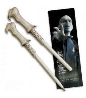 Set Punto de Libro y Bolígrafo Lord Voldemort Harry Potter