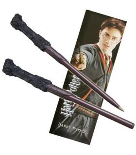 Set Punto de Libro y Bolígrafo Harry Potter