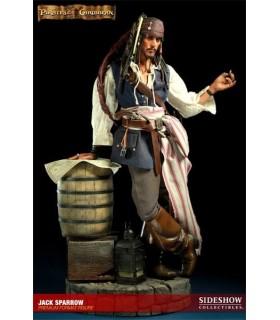 Figura Jack Sparrow Premium Format Exclusive Piratas del Caribe