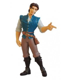 Figura Flynn Rider 11 cms Enredados Disney