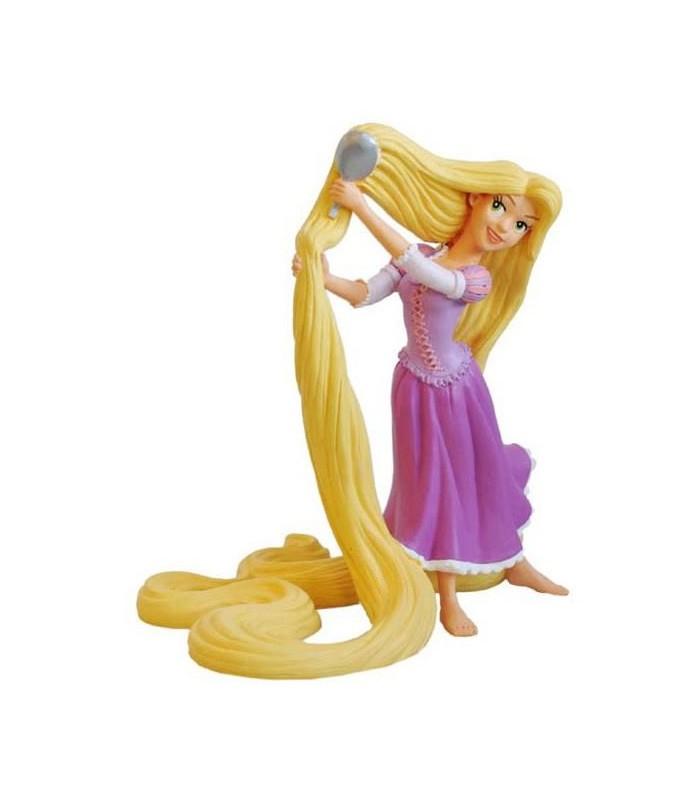 Figura Rapunzel 12 cms Enredados Disney