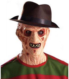 Sombrero Freddy Krueger Fedora Oversize Pesadilla en Elm Street
