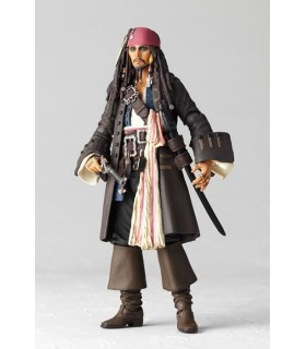 Figura Jack Sparrow 14 cms Piratas del Caribe
