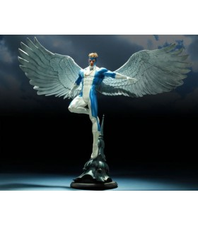 Figura Angel Marvel Comiquette Sideshow Collectibles