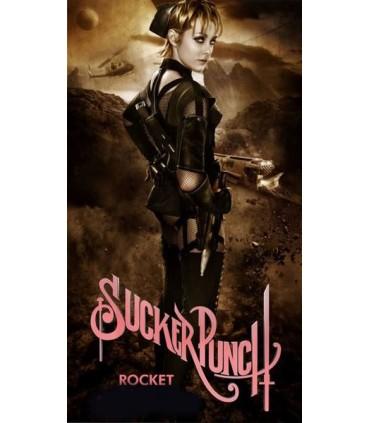 Disfraz Vestuario de Rocket en Sucker Punch Talla M