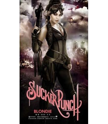 Disfraz Vestuario de Blondie en Sucker Punch Talla M