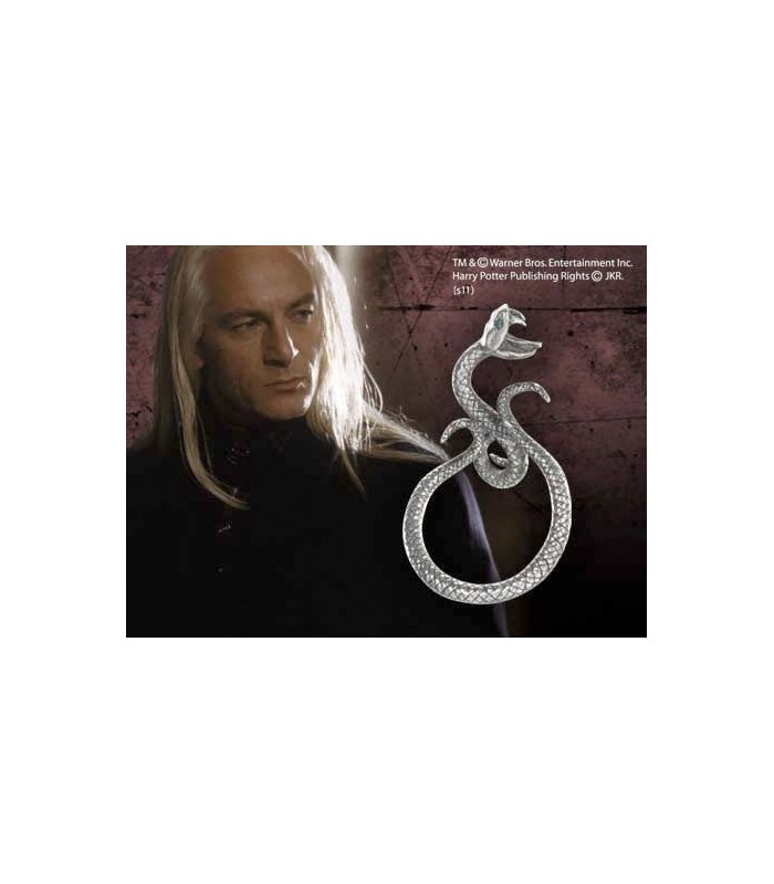 Anillo Serpiente de Lucius Malfoy en Harry Potter