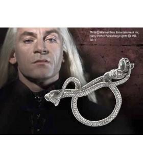 Anillo Tres Serpientes de Lucius Malfoy en Harry Potter