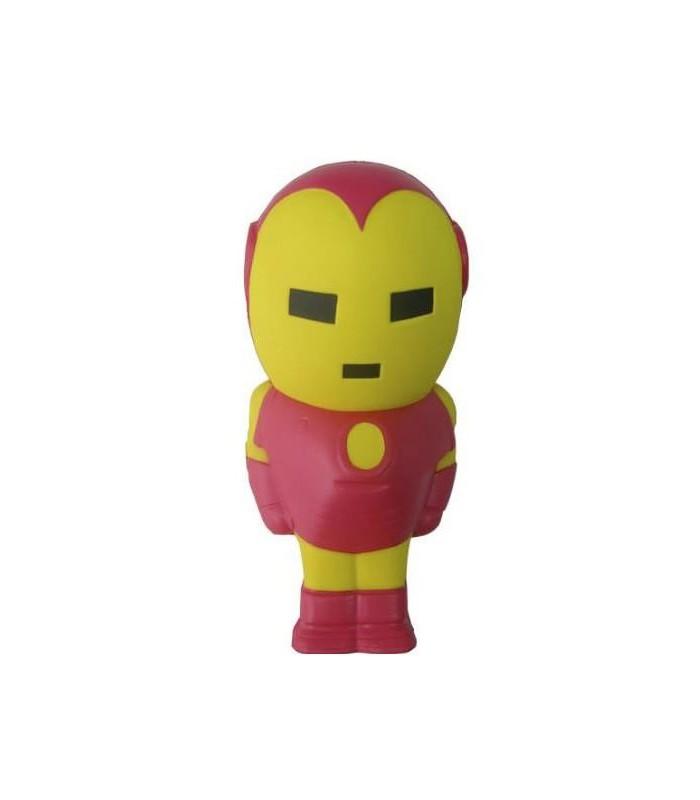 Figura Antiestrés Iron Man 14 cms