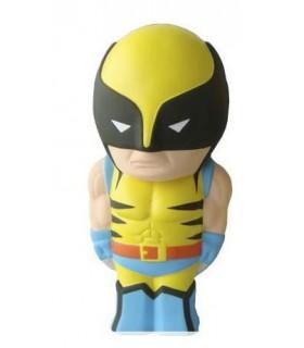 Figura Antiestrés Wolverine X-Men 14 cms