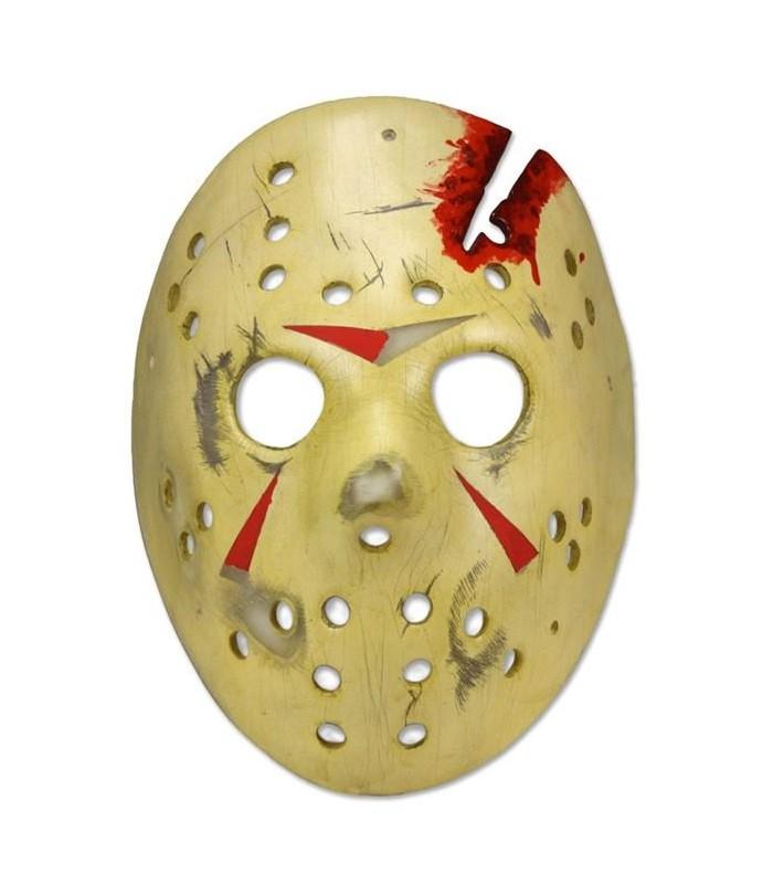 Máscara de Jason Voorhees en Viernes 13 Parte IV (Resina)