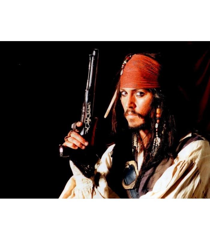 Pistola (Flintlock) del Capitán Jack Sparrow