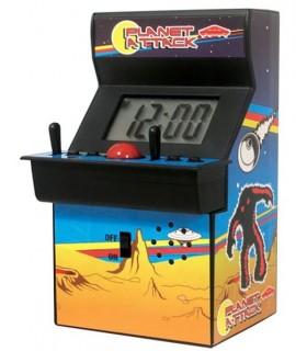 Despertador Maquina Juegos Arcade