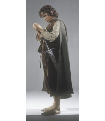 """Espada de Frodo """"Dardo"""" Espada Sting escala 1:1"""