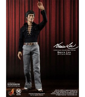 Figura Bruce Lee con Ropa Informal Casual Wear 1:6 30cm