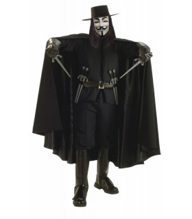 "Disfraz V de Vendetta (Pack Completo ""Grand Heritage"" Deluxe)"