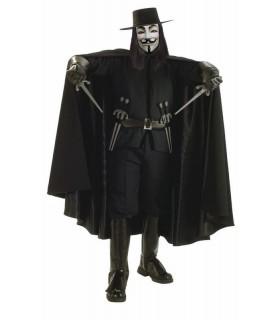 """Disfraz V de Vendetta (Pack Completo """"Grand Heritage"""")"""