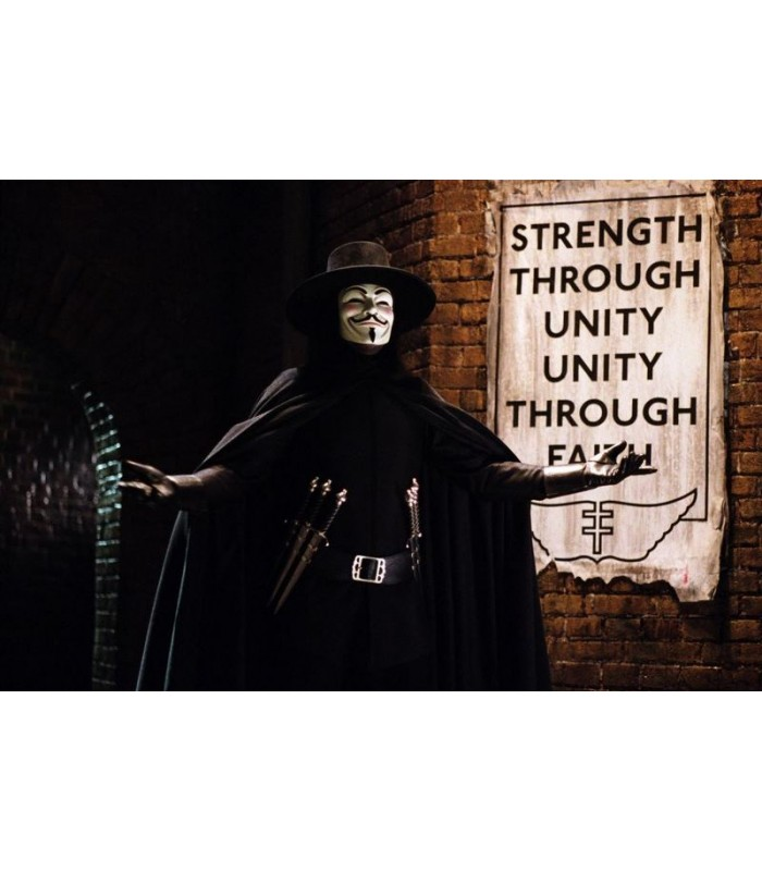 Dagas V de Vendetta (6) en Cinturón