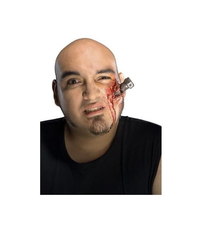 Kit Tornillo Clavado FX Maquillaje Efectos Especiales