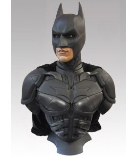 Busto Batman Escala Real 1:1 83cm El Caballero Oscuro