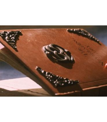 Auryn Libro Bastian La Historia Interminable
