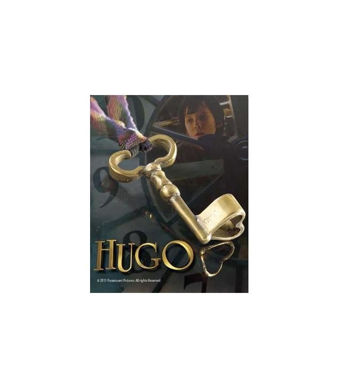 Llave Hugo Cabret Réplica - La Invención de Hugo Cabret