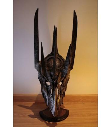 Casco (Yelmo) de Sauron - El Señor de Los Anillos