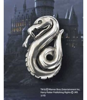 Colgante Pin Hogwarts - Slytherin Harry Potter