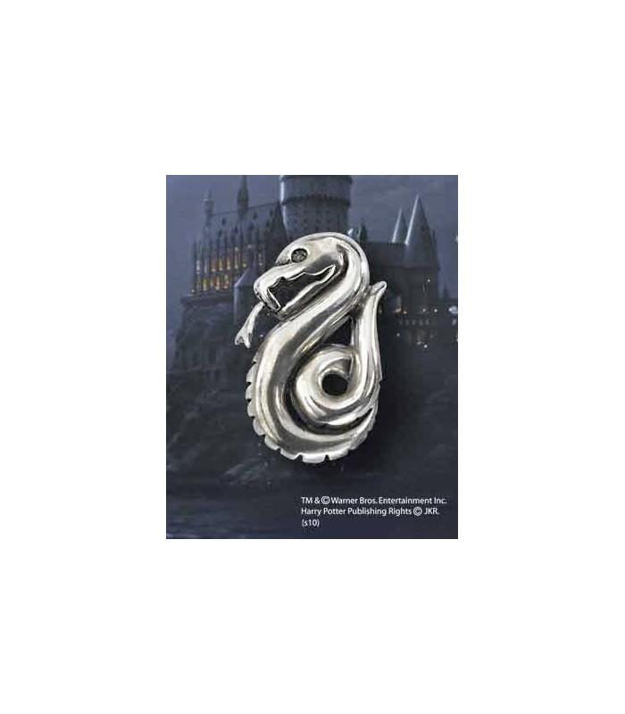 Colgante Pin Hogwarts - Slytherin Harry Potter